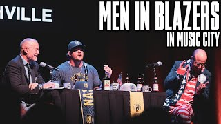 Men In Blazers visit Music City and chat about MLS coming to Nashville