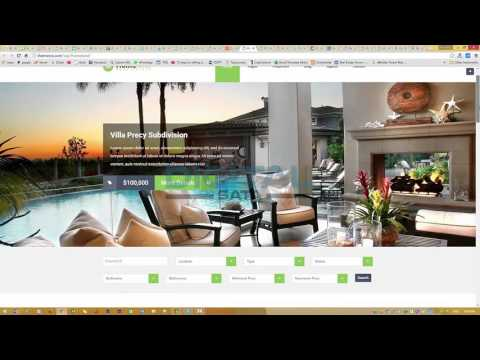 Top 30 Responsive Real Estate WordPress Themes for 2016