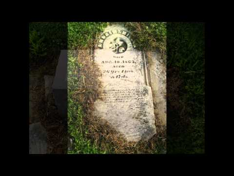 Staunton Cemetery, Staunton, Concord Township, Ohio