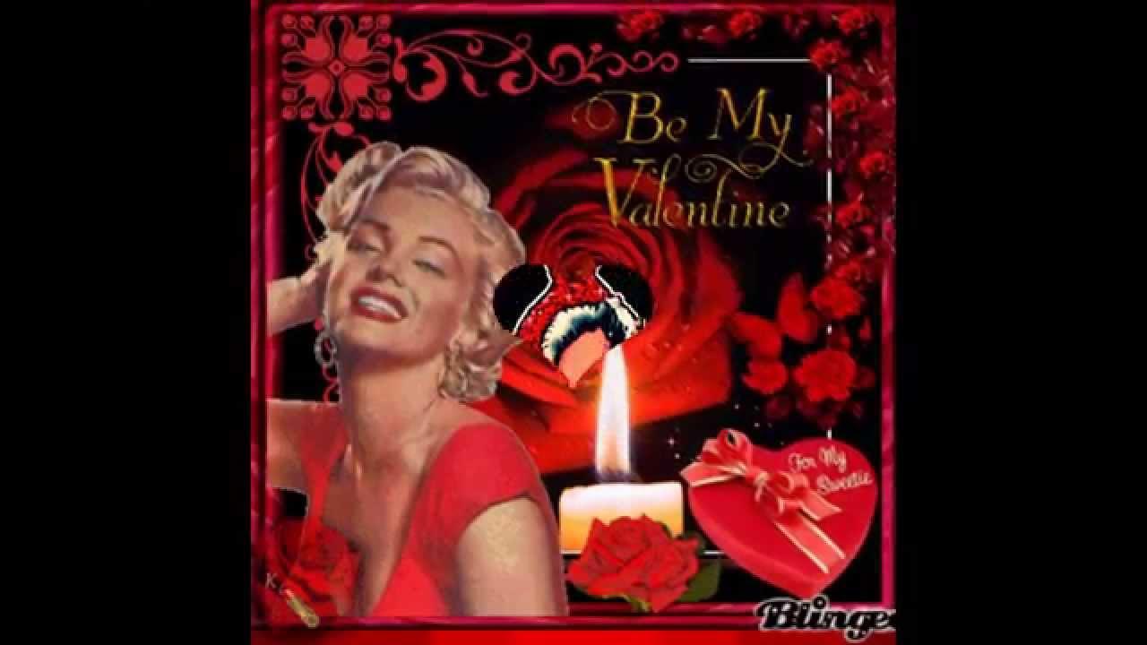 Marilyn Monroe Amp Betty Boop Be My Valentine By