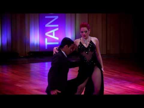 Andres Urán Y Estefanía Arango Semifinalistas De Tango En Buenos Aires 2014