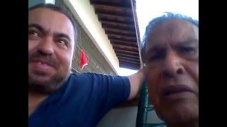PrAlas Santos e Sgt Aparecido Candido