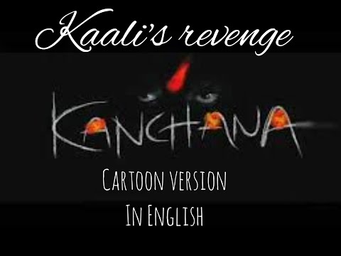 kanchana-3-cartoon-version-|kaali's-revenge|cartoon-stories|cart-stories