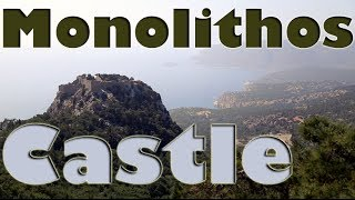 Monolithos Castle – Rhodes, Greece