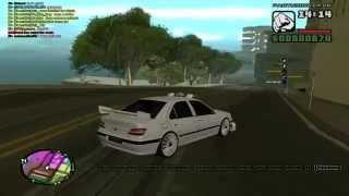 GTA SAMP Infernus   Taxi Peugeot 406 Racing Part 2
