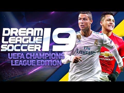 1bebbdc8840 Dream League Soccer 19 Uefa Champions League Edition - YouTube