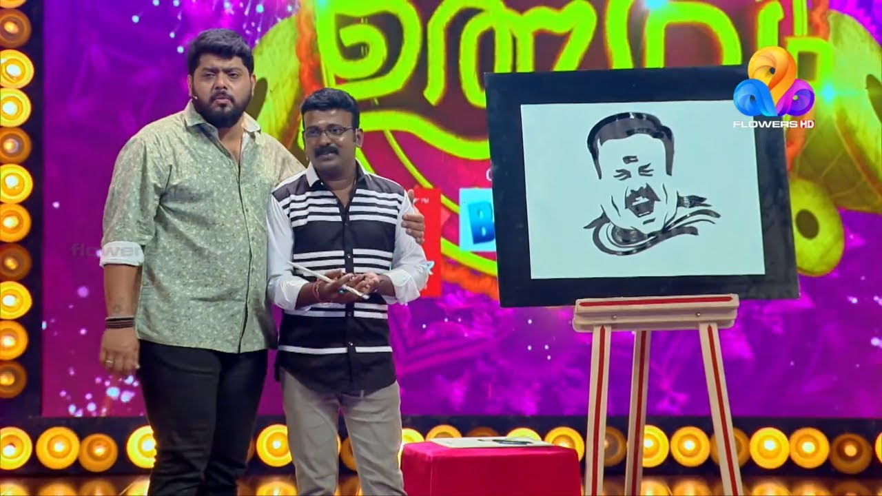 Comedy Utsavam│Flowers│Ep# 260