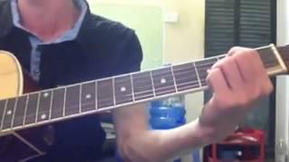 Ký Ức Mùa Đông - cover Vô tình guitar