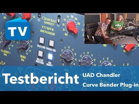 Test: UAD Chandler Curve Bender - So klingt das Plugin im Vergleich mit der Hardware
