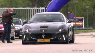 Mansory Maserati GranTurismo S - Acceleration Sound!(In this video you can see the first and only Mansory Maserati GranTurismo S in The Netherlands. Mansory created this extraordinary design for the GranTurismo, ..., 2015-05-09T17:00:01.000Z)