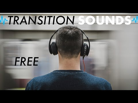 Free Transition Sound Effects | Swish, Swoosh, Whoosh