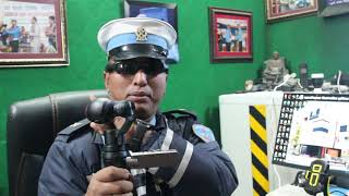 Techonology of Trafic Police