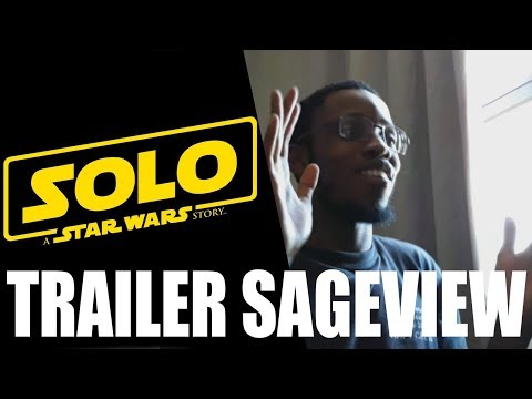 SOLO: A Star Wars Story Official Trailer | SageView