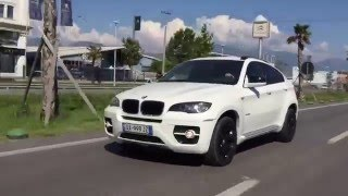 PORSCHE PANAMERA  & BMW  X6 5.0L X Drive (Garik_Aziat_Mix_Bandog)