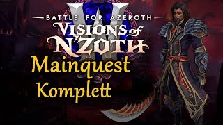 N'ZOTHS VISIONEN KOMPLETT - Mainquest- WoW BFA ENDE - let's play wow 8.3 bfa german 1440p 60 fps