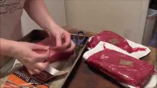 How to make a Corned Beef Brisket