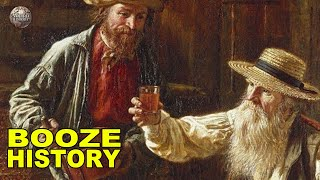 Weird Alcohol And Liquor From Ancient History