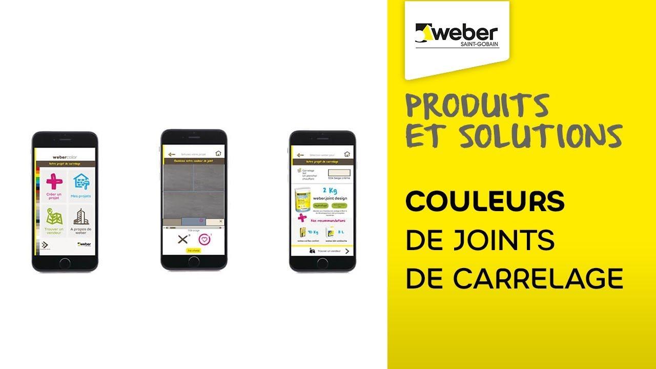 Couleur Joint Carrelage Finitions Reussies Testez Webercolor