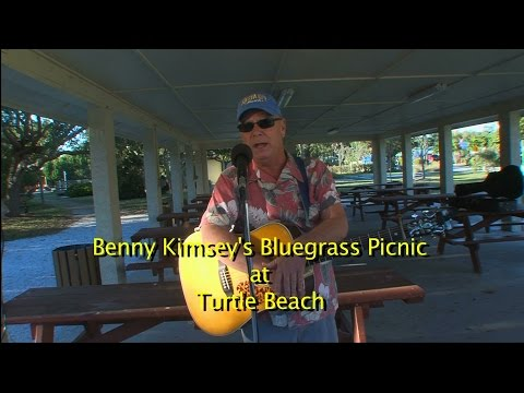 """Your Real Estate Guy in Siesta Key is Benny Kimsey host of """"Bluegrass for the Red Cross"""""""