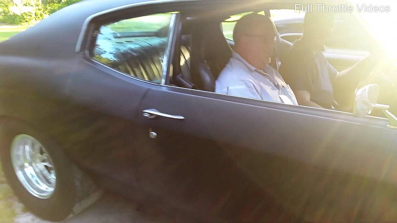Image result for Father Goes For A Ride In 700hp 505 Big Block Chevy Chevelle!