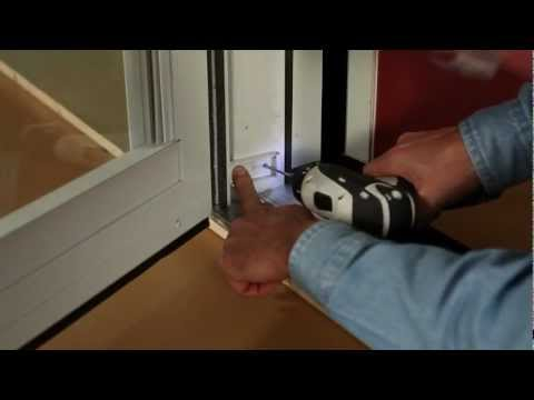 How To Install Storm Doors Using 45 Minute Installation