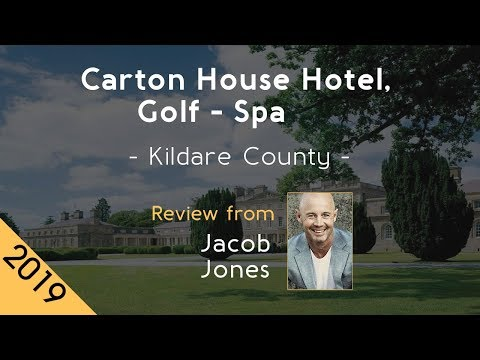Carton House Hotel, Golf - Spa 4⋆ Review 2019