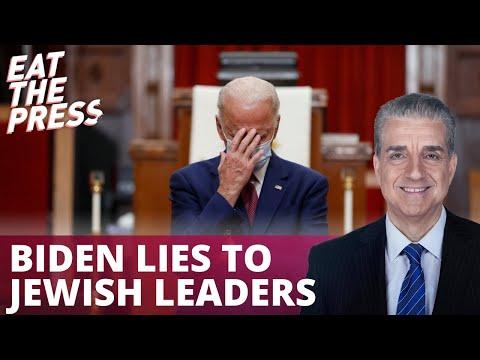 Biden lies, complains about daughter's wedding to Jewish Dr.
