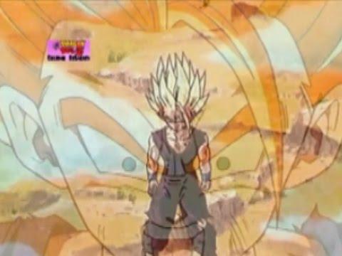 Dragon ball z gohan vs cell fan animation full clip english dub.