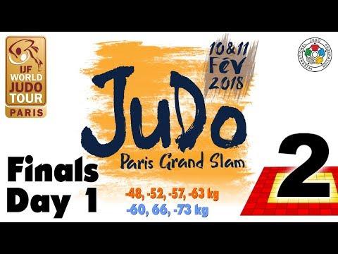 Grand-Slam Paris 2018: Day 1 - Final Block
