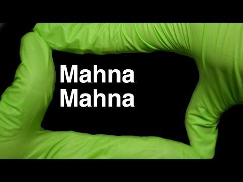 Mahna Mahna The Muppets by Runforthecube No Autotune Cover Song Parody Lyrics