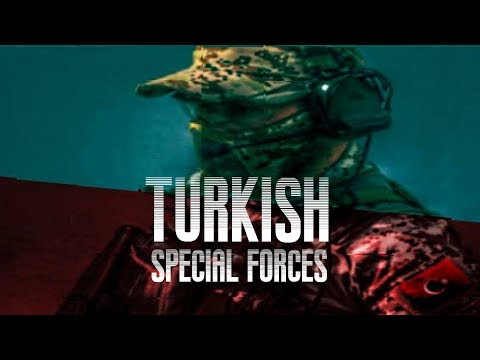 """Turkish Special Forces - """"Get Up"""" (2018 ᴴᴰ)"""