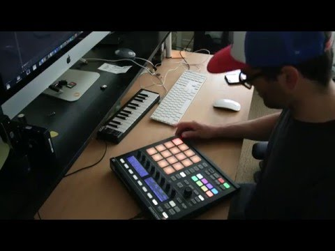 Maschine Live Beat/Remix samples from 'It's bigger than Hip Hop' by Dead Prez