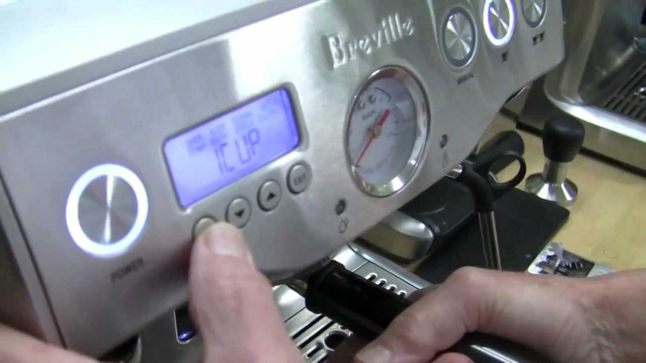 Crew Review Breville Cleaning Tablets Youtube