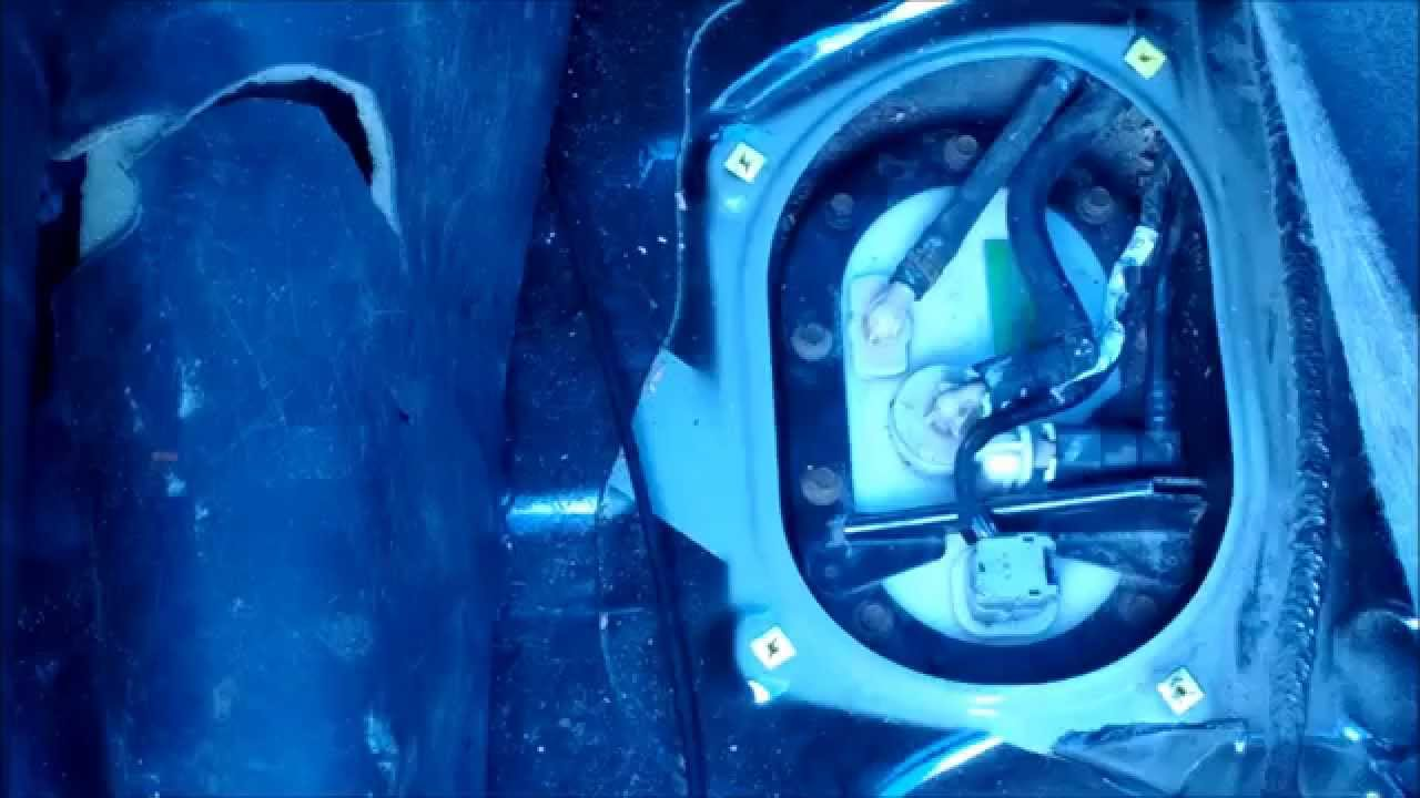 04 subaru fuel filter location [ 1280 x 720 Pixel ]