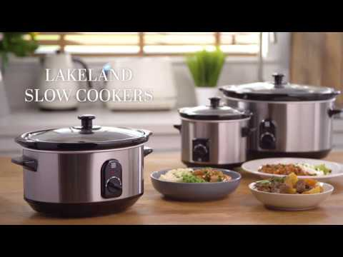 Lakeland Slow Cookers