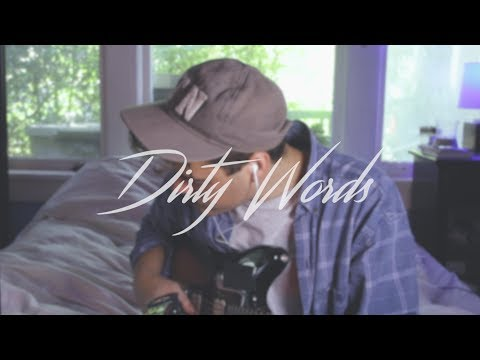 Dirty Words - Rusty Clanton (original)