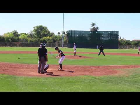 2-11-2018 Athletics 14u Elite vs First Pitch Gamers Maroon