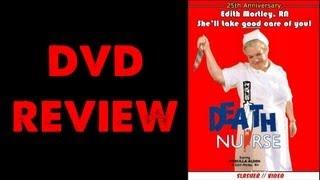 Death Nurse - Slasher Video DVD Release Review