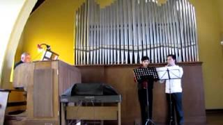 The Broken Consort (2012) - 01 Canzon quarta a due canti (Girolamo Frescobaldi)