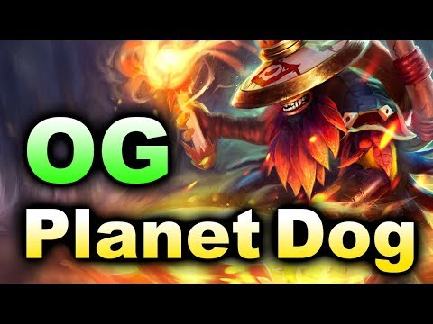 OG vs Planet Dog - EU FINAL - ESL Katowice Major DOTA 2