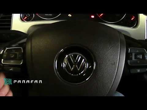 Видеоинтерфейс Parafar для Volkswagen Touareg