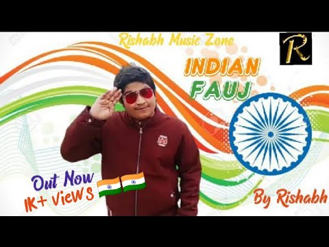 Download INDIAN FAUJ - A FILM BY RISHABH - Latest Haryanvi Song 2021 - Rishabh Music Zone