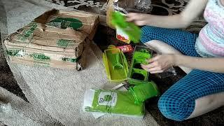 Розпакування №75, покупки з сайту Таобао