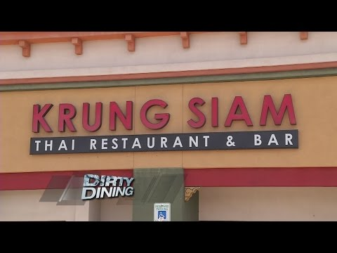 Dirty Dining: Krung Siam in Chinatown