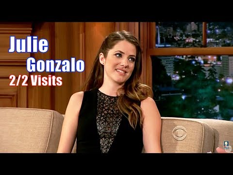 Julie Gonzalo  Craig Is Her First  22 Visits In Chronological Order 720p