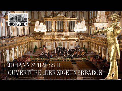 Johann Strauss (Sohn) : Ouvertüre zur Operette «Der Zigeunerbaron»