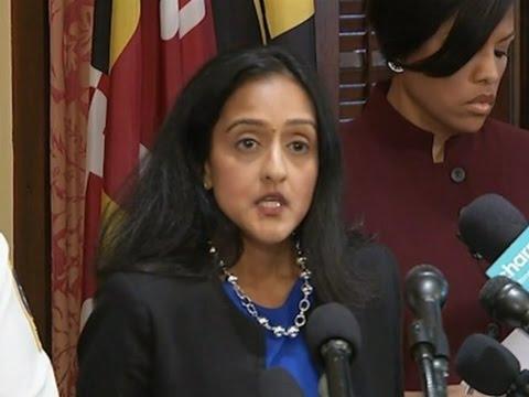 Justice Dept. Report Criticizes Baltimore Police