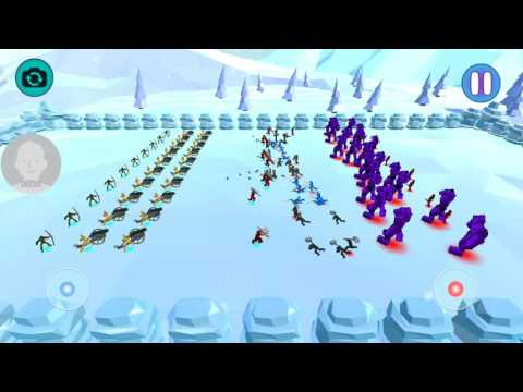 Epic Battle Simulator Level 41 Android Game Play