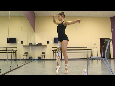 This Ballerina