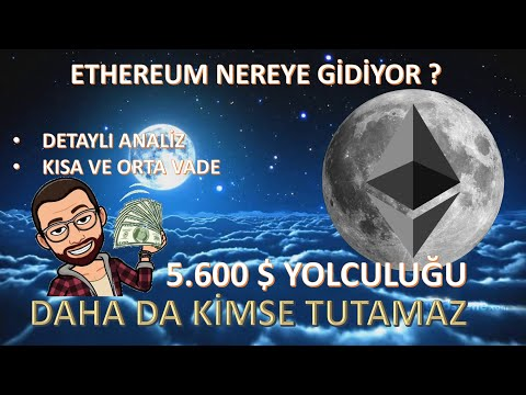 KİMSE TUTAMAYACAK !!! / Ethereum Analiz / Ethereum Yorum / ETH Analiz